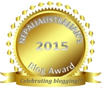 nepaliaustralian blog award 2015_small