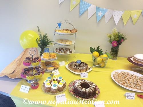 Australia's Biggest Morning Tea 2016 (2)